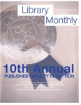 Library Monthly - February 2018 by Amy Filiatreau, Leecy Barnett, Hunter Murphy, Jared Wellman, Tsukasa Cherkaoui, Alison Leonard, and Sabine Dantus