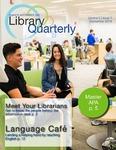 Library Quarterly - September 2018 by Lynn Library Staff
