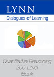 Quantitative Reasoning: An Introduction to Inferential Statistics, 200 Level by Ronald Weissman, Dan Bagnoni, Laura McCallister, and Paul Beaulieu