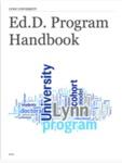 Ed.D. Program Handbook
