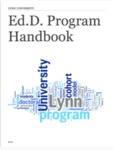 Ed.D. Program Handbook by Korynne Taylor-Dunlop