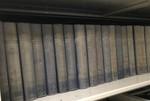 The Blue Series (42 Volumes) - Nuremberg Trials by Lynn University Archives