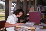 Student Uses the Lewis Library by College of Boca Raton