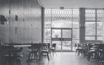 Marymount College Cafeteria in 1970 by Marymount College