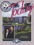 Lynn Today - Fall 1991 by Lynn University