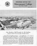 Marymount College Progress Report - Spring 1964 by Marymount College