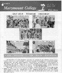 Marymount College Progress Report - Summer 1966 by Marymount College