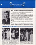 Marymount College Progress Report - Summer 1969 by Marymount College