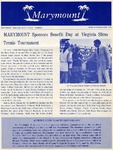 Marymount College Progress Report - Winter 1972 by Marymount College