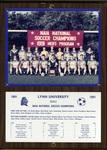 1991 NAIA Men's Soccer National Champions by Lynn University