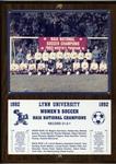 1992 NAIA Women's Soccer National Champions by Lynn University