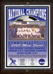 2003 NCAA Division II Men's Soccer National Champions by Lynn University