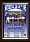 2013 NCAA Division II Women's Golf National Champions by Lynn University