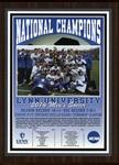 2014 NCAA Division II Men's Soccer National Champions by Lynn University