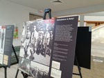Florida Holocaust Museum Exhibit 2 by Sabine Dantus