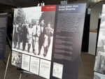 Florida Holocaust Museum Exhibit 9 by Sabine Dantus