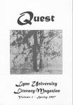 Quest [Spring 1997] by Lynn University