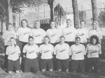1998 Softball Team Photo by Lynn University