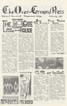 The Over-Ground Press: February 1, 1971 by The Over-Ground Press Staff