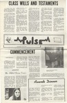 Pulse: May 1973 by Pulse Staff