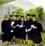 First Graduates of Marymount College