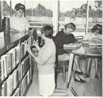 Marymount College Students First Library