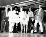 Laugh-In Cast by Marymount College