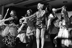 Sweet Charity Cast by Marymount College