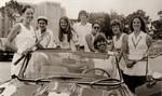 1974 Marymount Women's Tennis Team by Marymount College