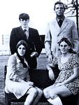 Marymount College 1970 Freshman Officers