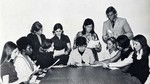 Marymount College 1970 Student Government by Marymount College