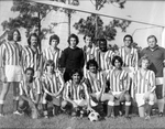 Marymount College 1974 Men's Soccer Team by Marymount College