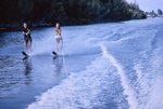 CBR Students Water Skiing by College of Boca Raton