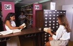 Students Use Lewis Library by College of Boca Raton