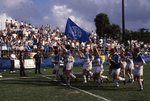 Crowd Cheering on the 1991 NAIA National Soccer Champions by Brad Broome