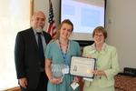 Student Research Award Winner Carlota Garcia by Dawn Dubruiel