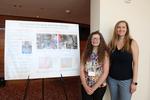 CAS Symposium Poster Presentation Cheree' Faulk & Alanna Lecher by Dawn Dubruiel