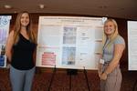 CAS Symposium Poster Presentation Sarah Hughes & Alanna Lecher by Dawn Dubruiel