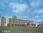 Trinity Residence Hall 1964 by Marymount College