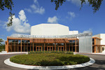 Wold Performing Arts Center Exterior by Robert Brantley and Lynn University
