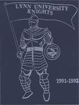 1991-1992 Yearbook by Lynn University