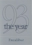 1993 Excalibur Yearbook by Lynn University
