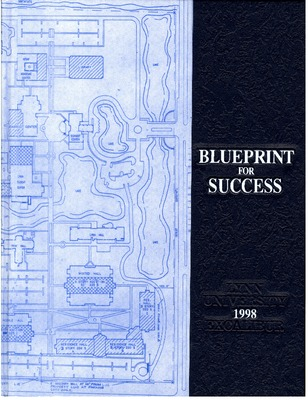 Yearbooks lynn university 1998 excalibur yearbook blueprint for success malvernweather Images
